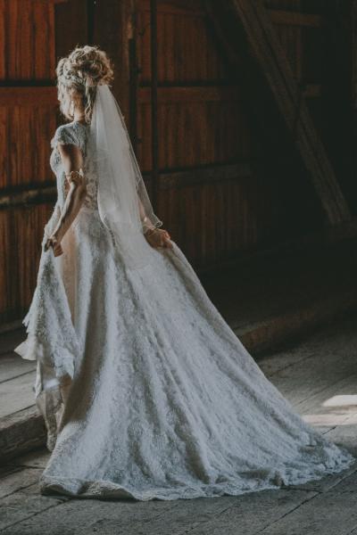 Wedding Fashion: The Dress